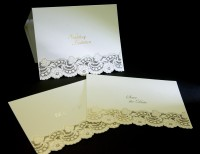 laser cut invitations designs at Invite Delight
